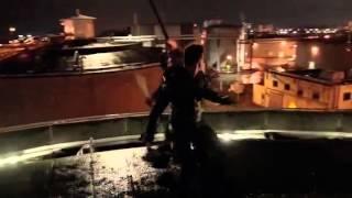 "Сериал ""Стрела"", Arrow 2x23 - Unthinkable Oliver queen (Arrow) vs Slade wilson (Deathstroke)"
