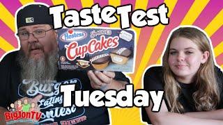 Hostess Smores Cupcakes    Taste Test Tuesday