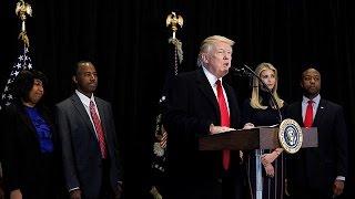 Trump durcit finalement le ton contre l'antisémitisme