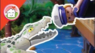 Playmobil Polizei Film Deutsch Nashorn Overbeck Und Co /  Kinderserie Von Family Stories