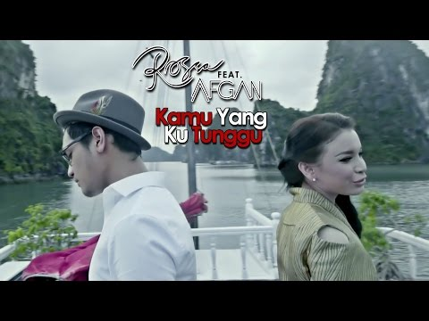 Rossa Feat. Afgan - Kamu Yang Kutunggu (Official Music VIdeo-HD) - SuriaRecordsSRC