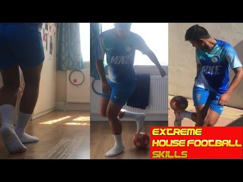 Extreme House Football Skills