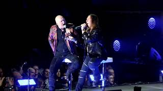 "Helloween-""Forever and One""(Kiske/Deris) 11.11.17 Stuttgart,Germany"
