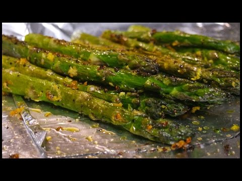 Video How To Make Oven-Roasted Asparagus