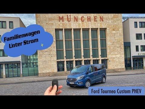 Ford Tourneo Custom PHEV POV