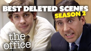 Best Deleted Scenes | Season 2 Superfan Episodes |  A Peacock Extra | The Office US