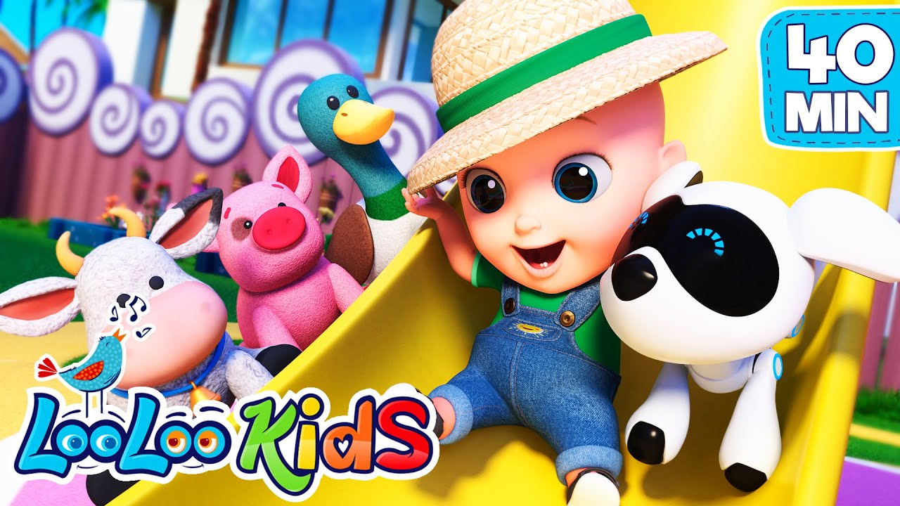 Old MacDonald Had a Farm and more Kids Songs and Nursery Rhymes from LooLoo Kids