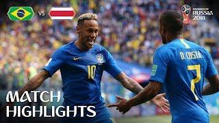 "Brazil v Costa Rica - 2018 FIFA World Cup Russiaâ""¢ - Match 25"