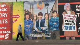 Made in Belfast: the legacy of the Troubles 100 years after the Easter Rising