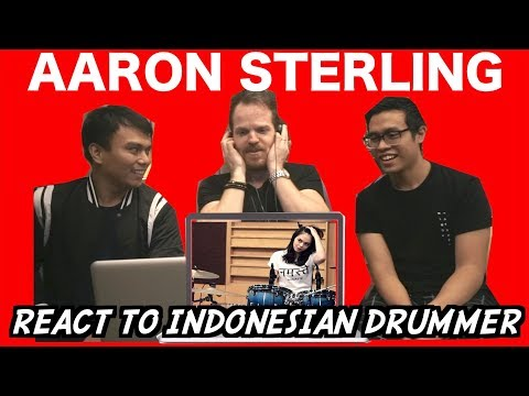 JOHN MAYER'S DRUMMER REACT TO INDONESIAN DRUMMER'S