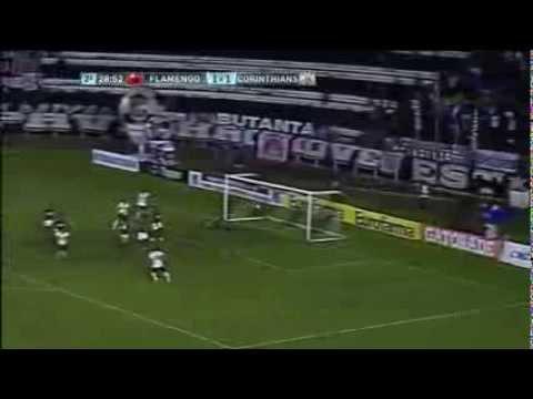 Zé Paulo faz dois golaços e Corinthians vence o Flamengo de virada na Copinha