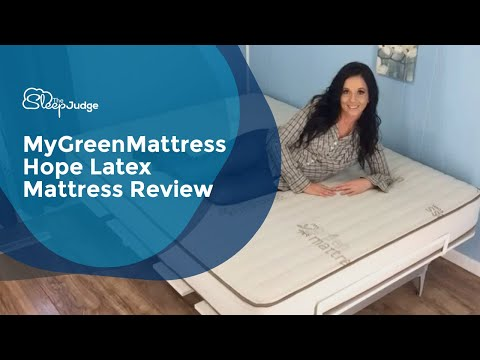 MyGreenMattress Hope Latex Mattress Review