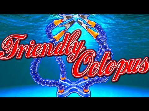 Realacc Four Armed Helper Thingymajiggy [Friendly Troubled Octopus]