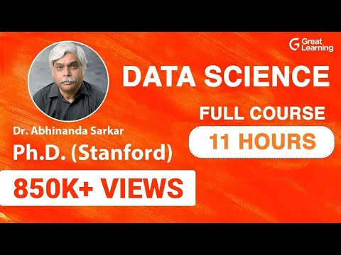 Python for Data Science   11 Hours Full Course - YouTube