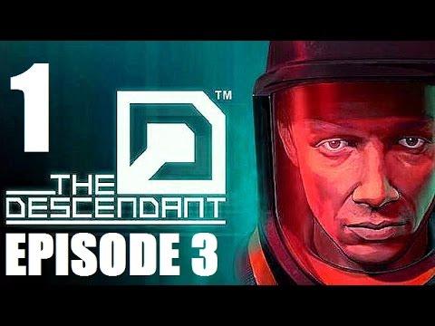 The Descendant: Episode 3 What Lies Beneath - Part 1 Let's Play Walkthrough LIVESTREAM FACECAM thumbnail
