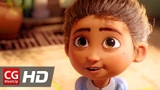 "**Award Winning** CGI Animated Short Film: ""Hamsa"" by Hamsa Team | CGMeetup"