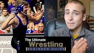 The ULTIMATE Wrestling Beginner Guide