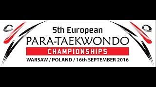 222 - ALIFIRENKO (RUS) vs SARAC (TUR) - K42 Male -61kg Semi Final