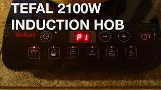 Tefal Induction Hob 2100W