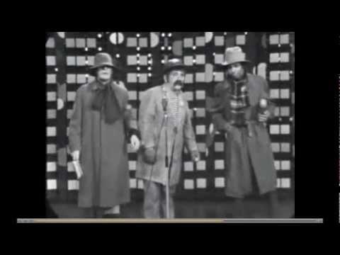 Tom Manders - The Galloping Comedians - Borstelnummer