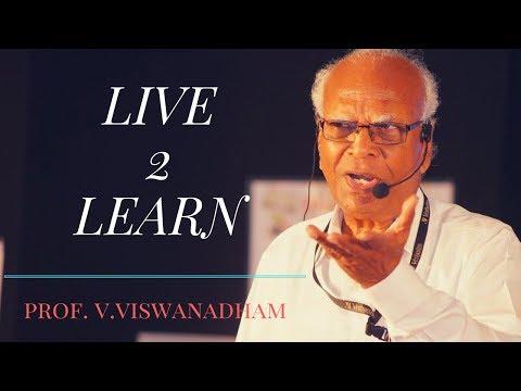Live 2 Learn |V Viswanadham| TELUGU IMPACT Hyd Apr 2017
