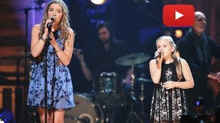 "Lennon and Maisy's Acoustic ""Boom Clap"" Cover at the Ryman Auditorium // One Country"