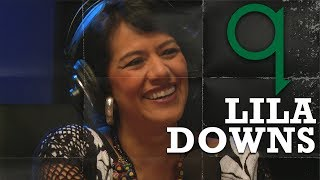 Lila Downs is surprised at 30% of Latin Americans
