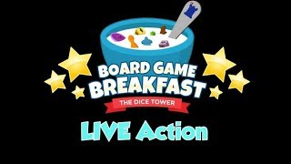 Board Game Breakfast  - Live Action