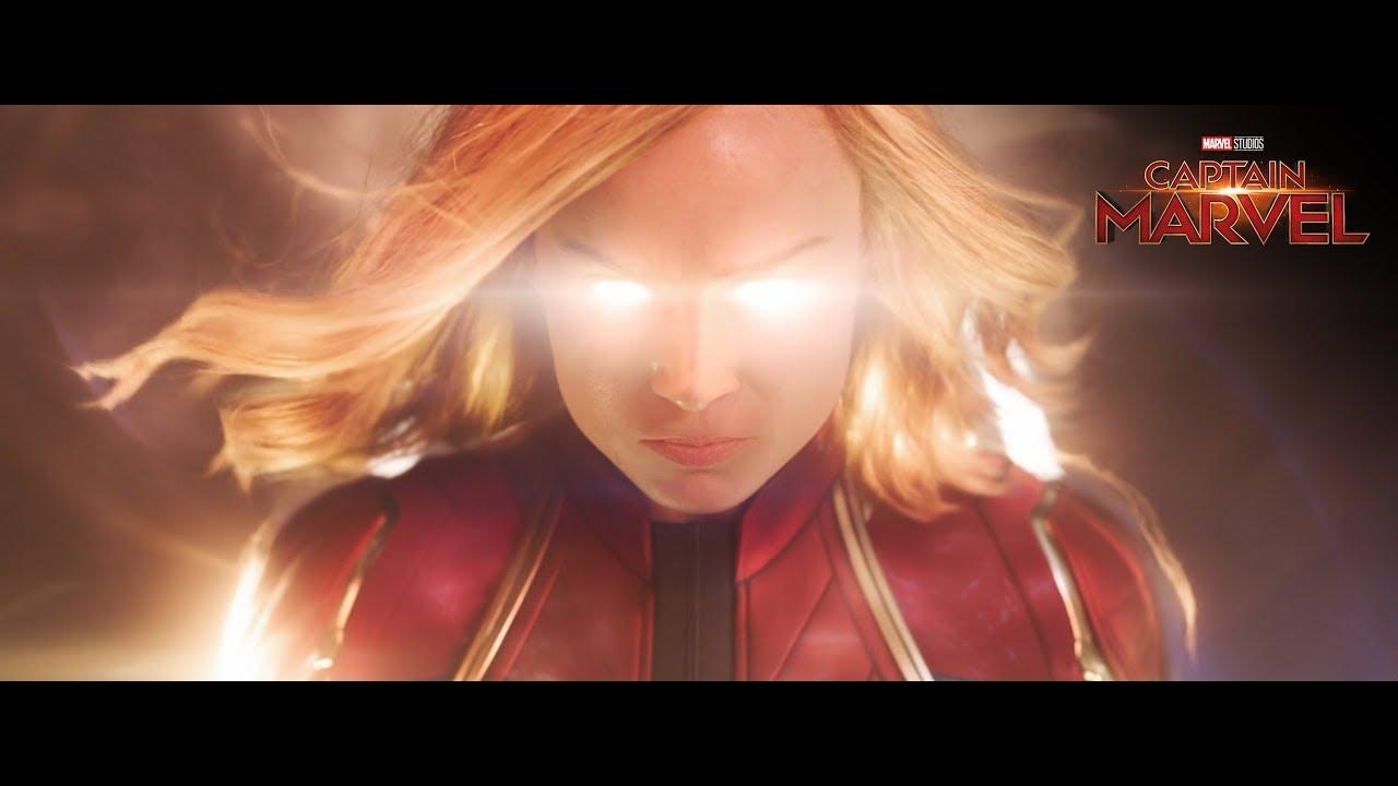 Trailer för Captain Marvel