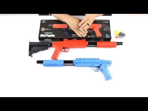 Valken Gotcha .50 Caliber Shotgun Paintball Gun – Review