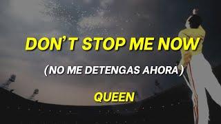 Queen - Don't Stop Me Now | Subtitulado/Letra En Español