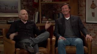 "Wayne Gretzky and Bill Burr discuss ""fixing hockey"" (HBO)"
