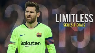 Lionel Messi   Elektronomia - Limitless    Skills & Goals   2019   HD