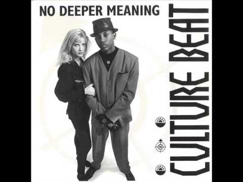 Culture Beat - No Deeper Meaning (Beat Mix)