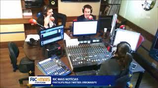RIC Mais Notícias: assista ao programa do dia 17/08/2017
