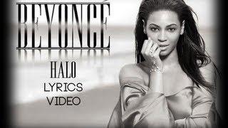 "Beyoncé - ""Halo"" | LYRICS HD"