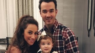 <b>Kevin Jonas</b> And Wife Danielle Are Expecting Their Second Child
