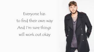 James Arthur - Safe Inside (Lyrics)