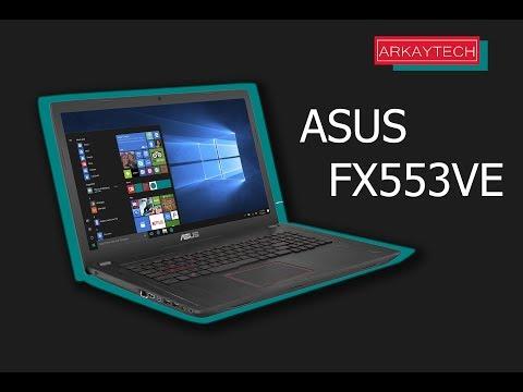 ASUS FX553VE  Unboxing (Tagalog)