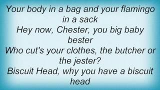 Spin Doctors - Biscuit Head Lyrics