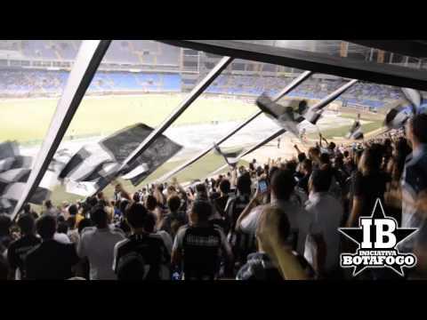"""""""HOJE TEM JOGO DO BOTAFOGO - MÚSICA TORCIDA BOTAFOGO"""" Barra: Loucos pelo Botafogo • Club: Botafogo"""