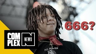 Trippie Redd Clears Up Whether His Use of '666' is About the Devil