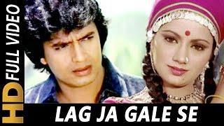 Lag Ja Gale Se Ae Tanhai | Usha Mangeshkar, Nitin Mukesh