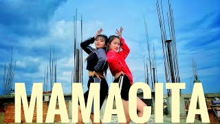 MAMACITA- Black Eyed peas, Ozuna, J.Rey Soul | Dance Choreography by Suneeta Ghatani Ft.Nisha Lama
