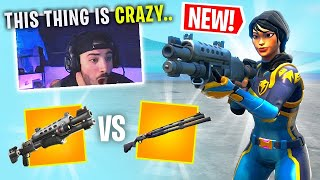 The *NEW* Legendary Tactical Shotgun VS. The Combat Shotgun (NEW META) Ft. High Distortion