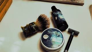 Prohibition Style - Old Timey Shaving Is The Best Shaving