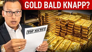 STOP: Notenbank kauft 100 Tonnen Gold!