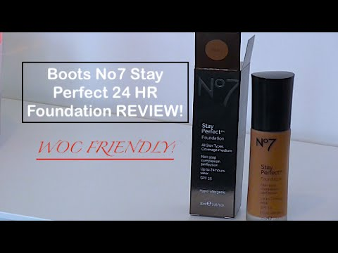 Stay Perfect Shade & Define by no7 #7