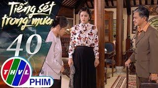 THVL | Tiếng sét trong mưa - Tập 40[4]: Khải Duy nhớ lại chuyện ngày xưa khi tình cờ gặp lại Bình
