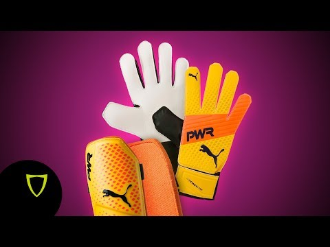 Unboxing futbol KIT DE PORTERO EvoPower - Puma